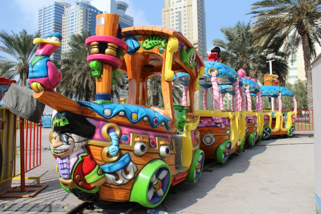 Happy Fun -Al Qasba Canal - Sharjah