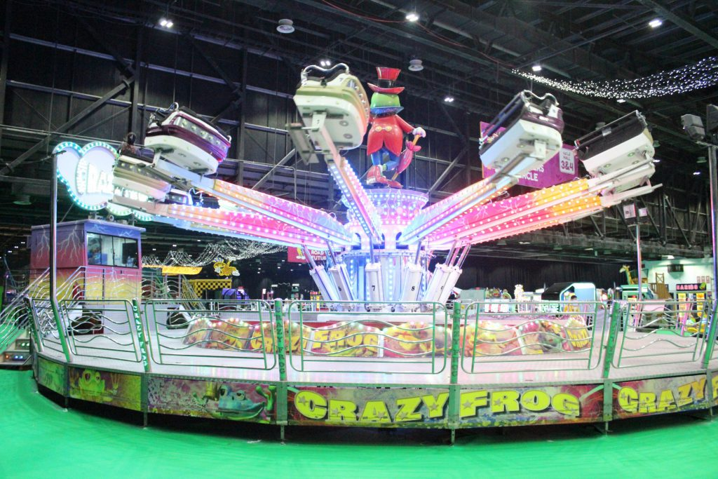 Happy Fun - Crazy Frog - Modhesh World