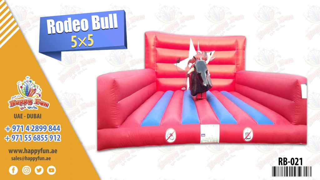 Happy Fun - Rodeo Bull