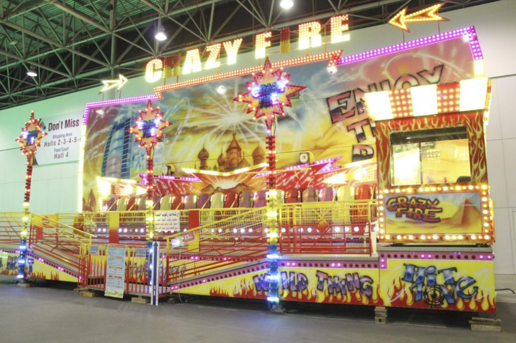 Happy Fun-Modhesh World festival - Dubai