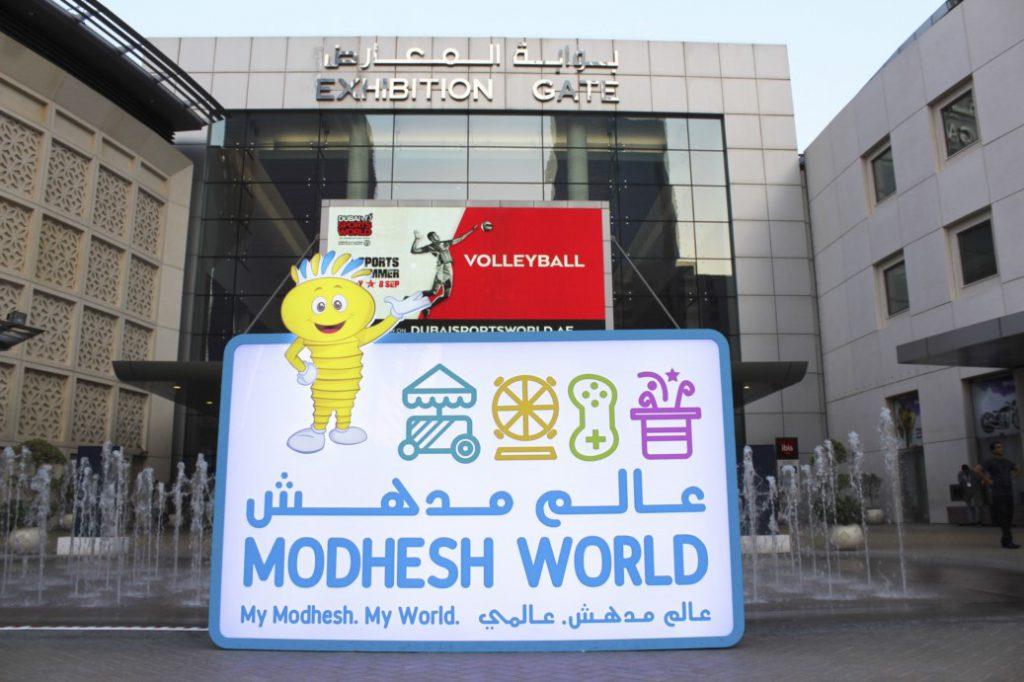 Happy Fun -Modhesh World Festivals - Dubai