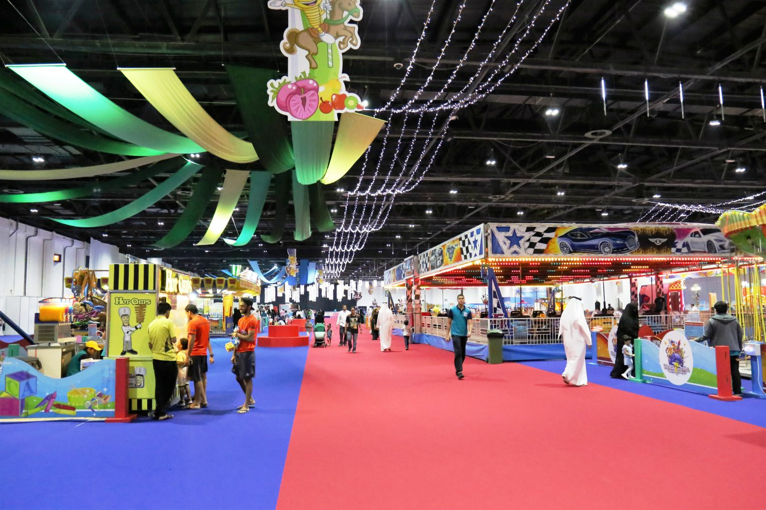 Happy Fun -Modhesh World Festivals - Dubai